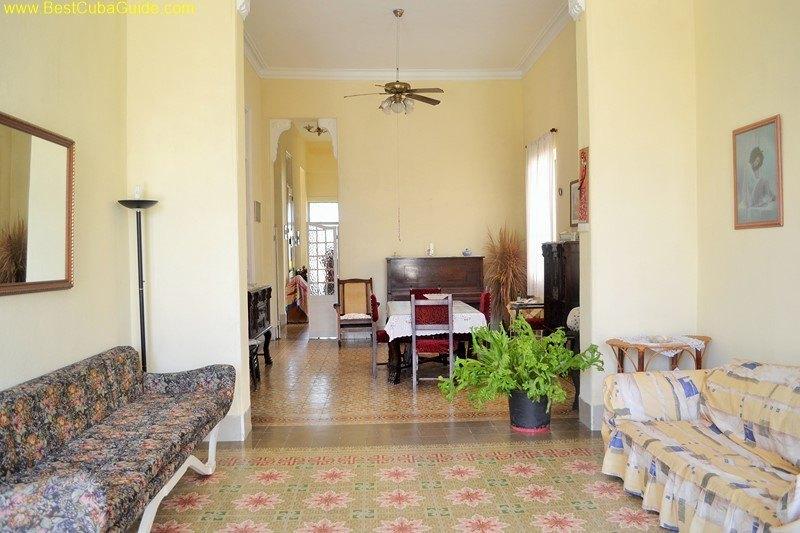 4 living room casa particular tomasa vedado havana