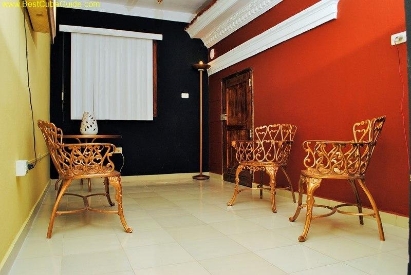 Casa particular independent mara vedado living area 2