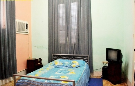 casa maribel vedado particular bedroom1