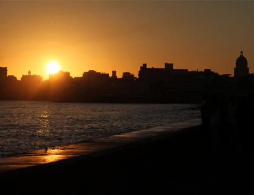 Havana Sunsets…