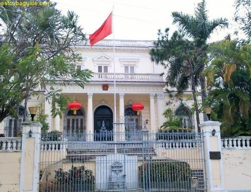 Growing economic ties between Cuba and China