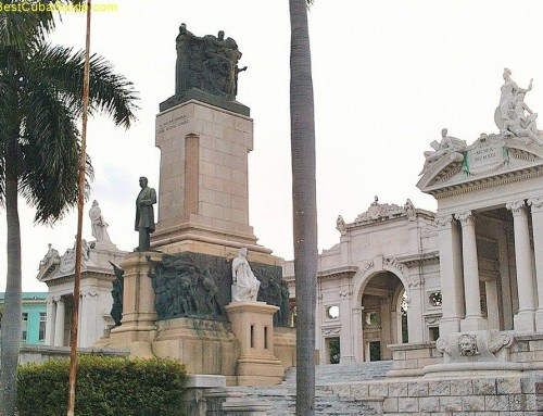 Statues in the Vedado Monument