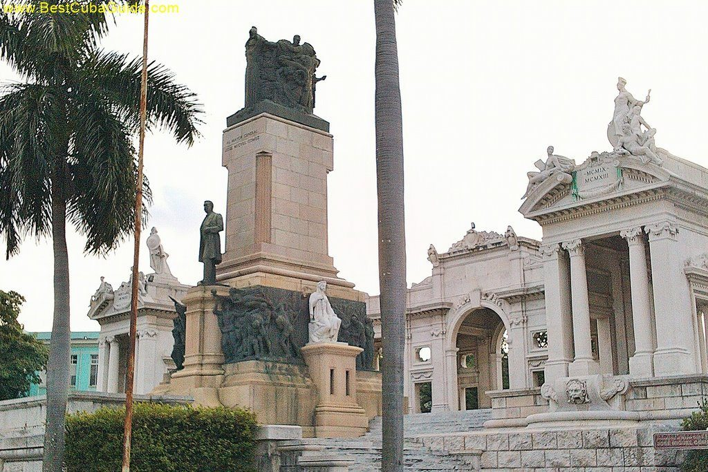 vedado havana monument havana vedado