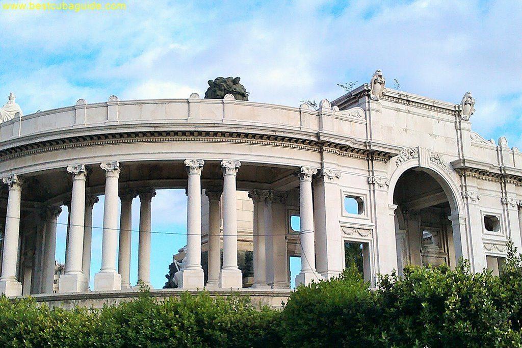 monument in vedado havana
