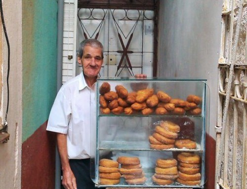 Small business owners in Cuba make good profit