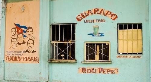 Guarapo Frio in Havana Cuba