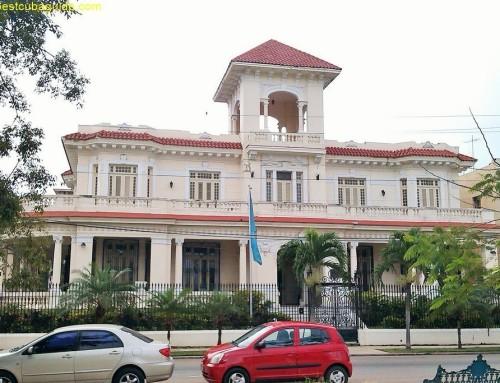 Havana Embassies