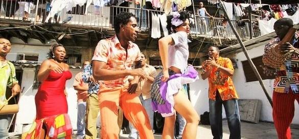dancing in the street Rumba Havana cuba