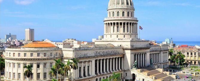 Cuban Capitol Building (El Capitolio)