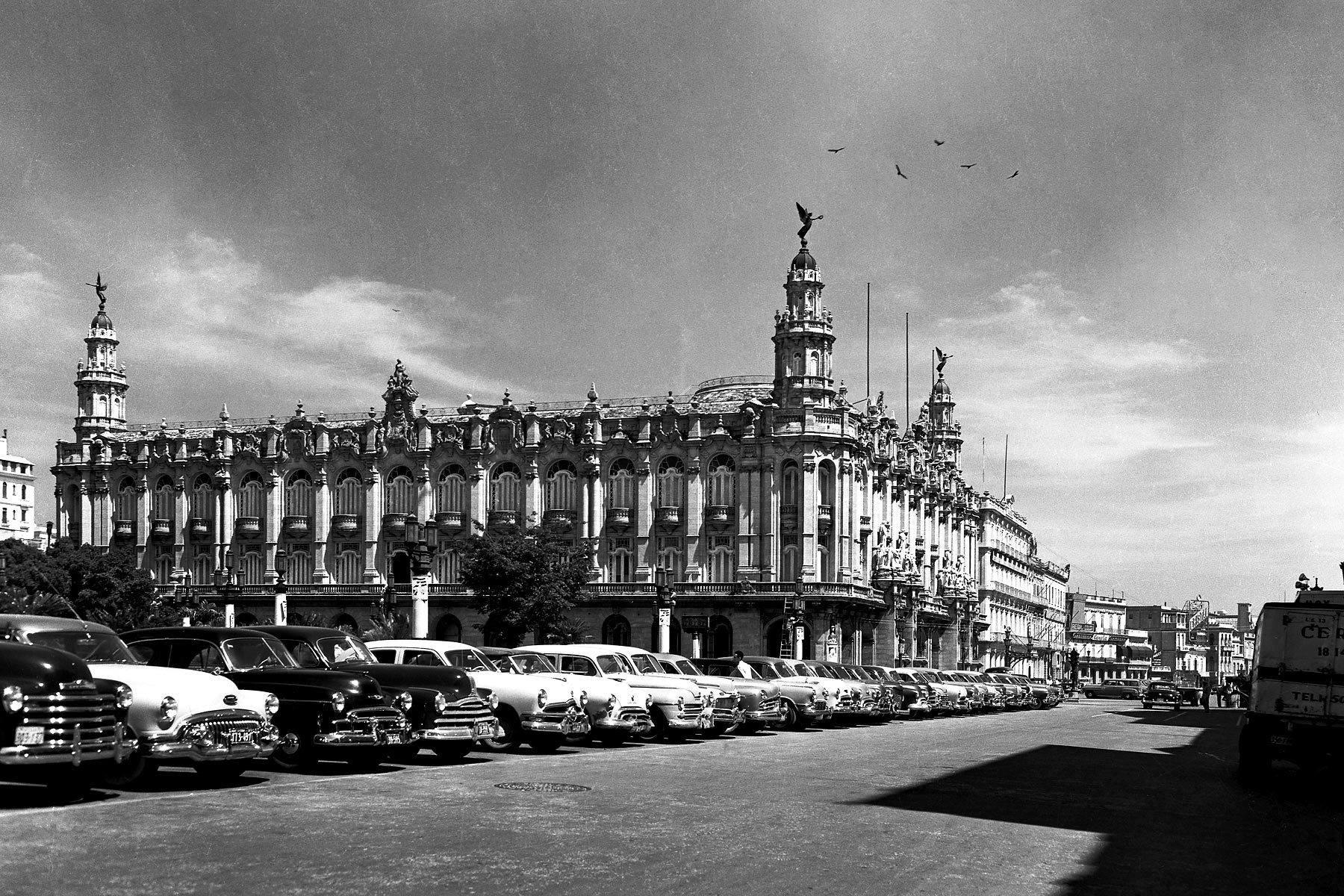 Gran Teatro de la Habana - Centro Gallego de La Habana, ca. 1950