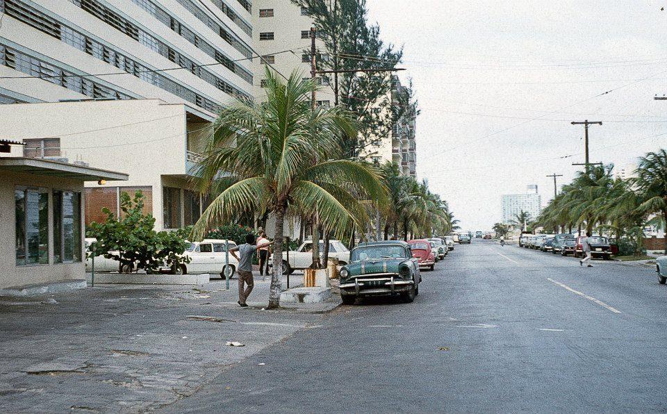 Sierra Maestra Building, Miramar, La Habana 1973