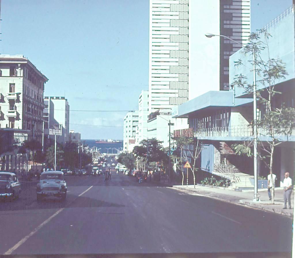 La Rampa, La Habana, ca. 1973