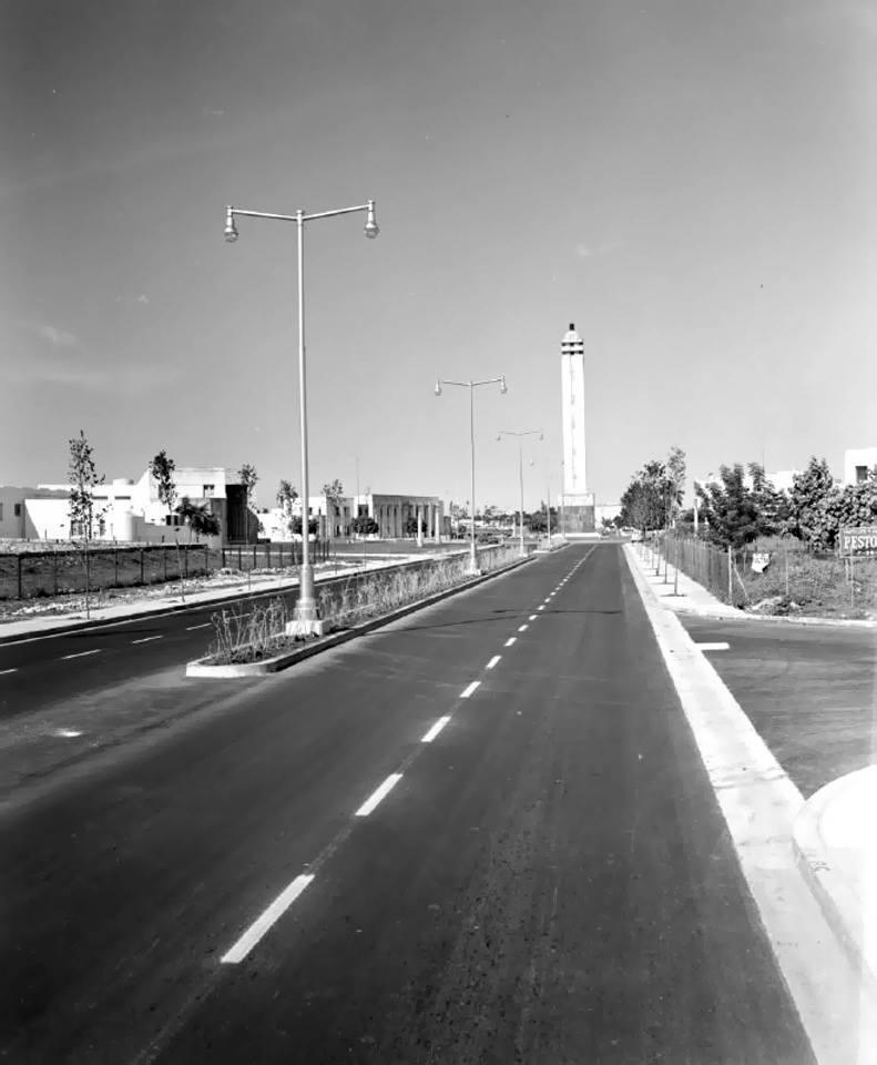 """El Obelisco"""", Ave. 31 y 100, Marianao, La Habana, Ca. 1949"""