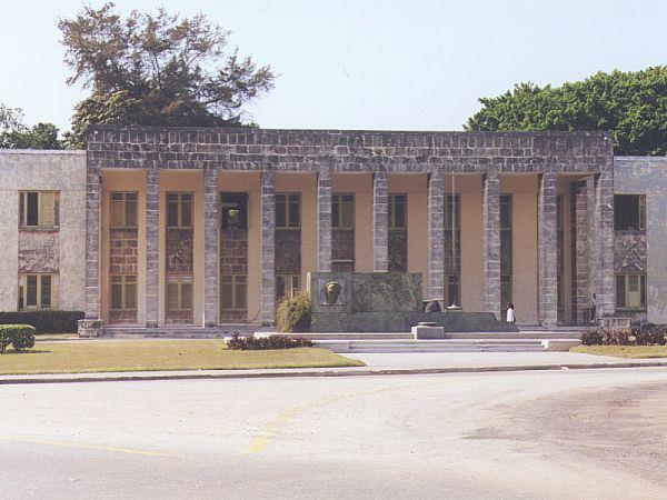 """Escuela Nacional de Bellas Artes """"San Alejandro"""", La Habana, Cuba - National School of Fine Arts, Havana."""