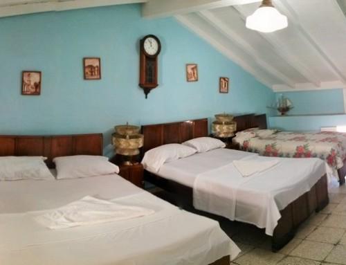 Casa Particular Bienestar – Independent Room – Trinidad
