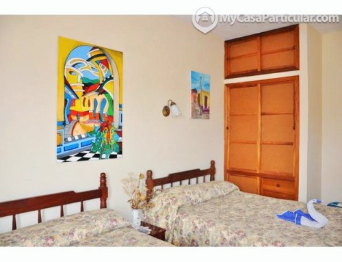 Casa Particular Anamary y Pablo – Private Rooms – Trinidad