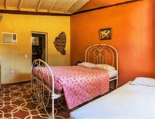 Casa Particular German – Private Rooms – Trinidad
