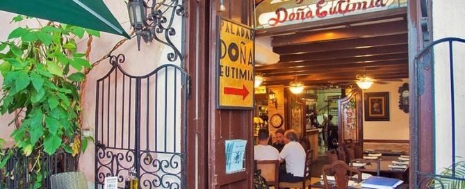 Donna Eutimia Old Havana Restaurant