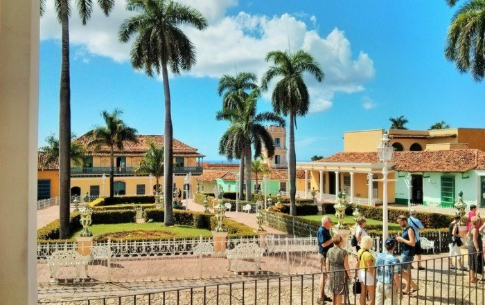 Trinidad Main Plaza