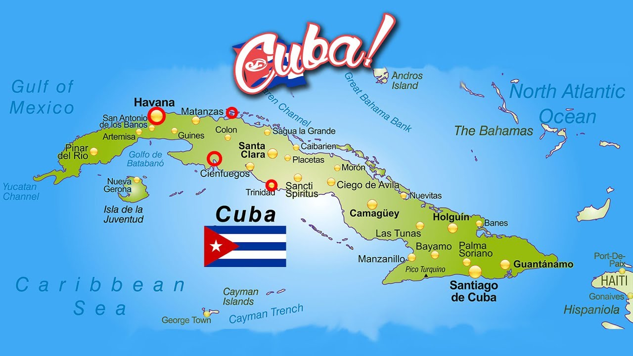 The Most Popular Cuban Towns and Cities for Tourists