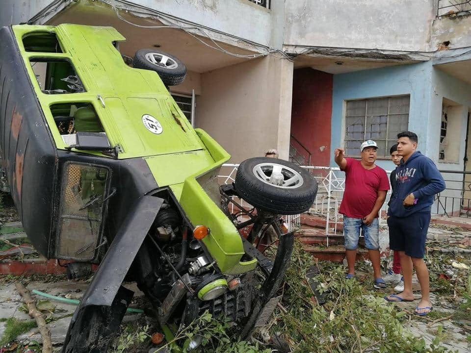 Havana Tornado Photos and Videos